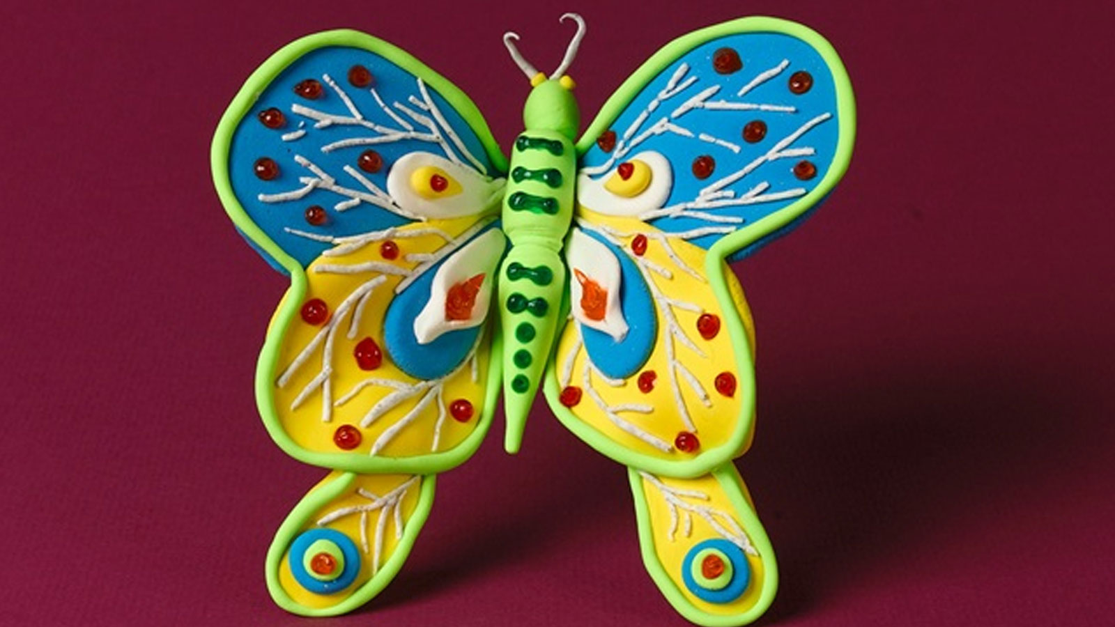 Amazing Butterfly CIY Poster Frame