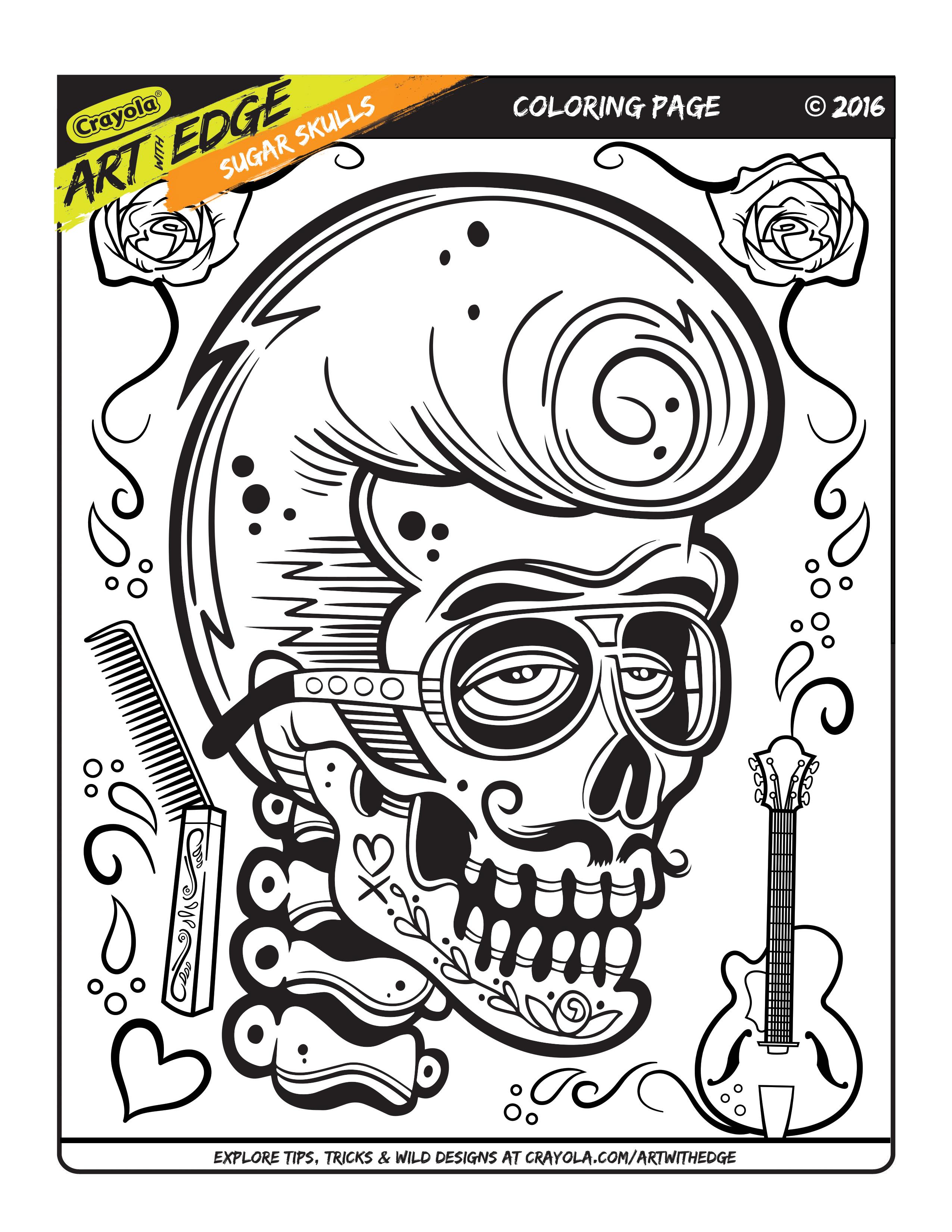 Crayola Fall Coloring Sheets - Worksheet & Coloring Pages