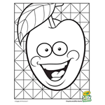 Silly Scents Free Coloring Pages Crayola Com