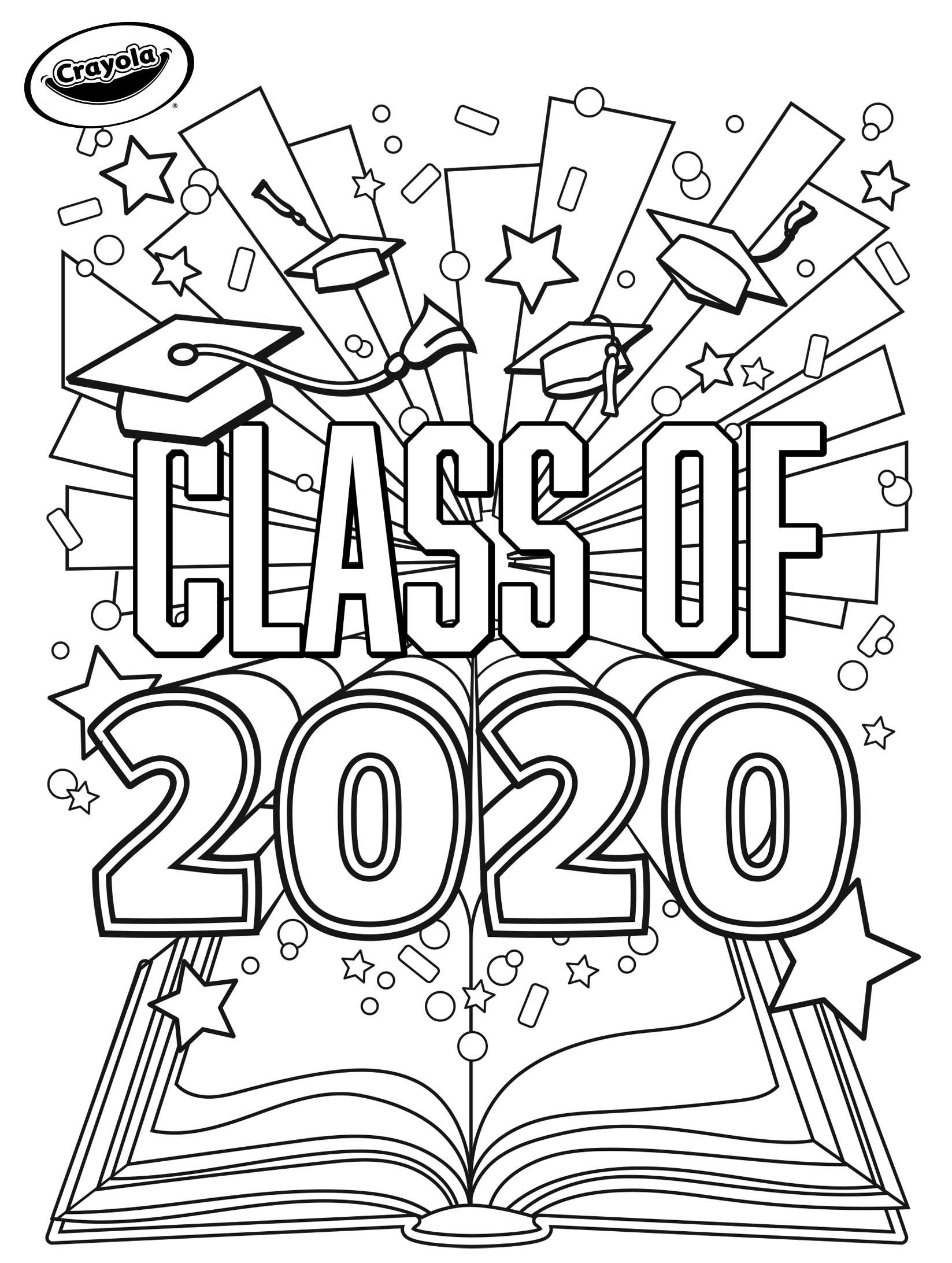 - Class Of 2020 Graduation Crayola.com