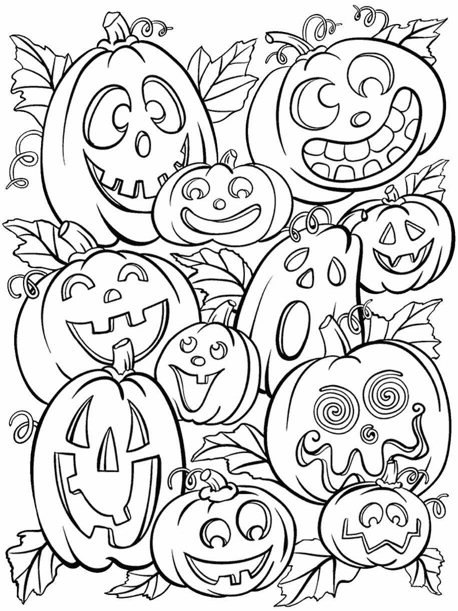 - Jack O' Lanterns Coloring Page Crayola.com