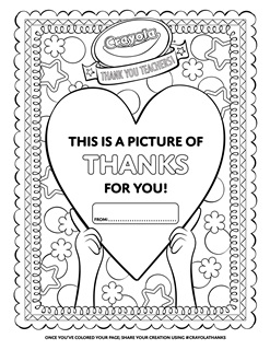 Spring | Free Coloring Pages | crayola.com | 320x247