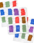 Color-Patch Alphabet craft