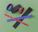 Wrap-Around Wristbands craft
