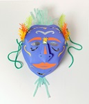 Peeking-Out Mask craft