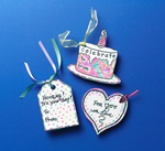 Gala Gift Tags craft