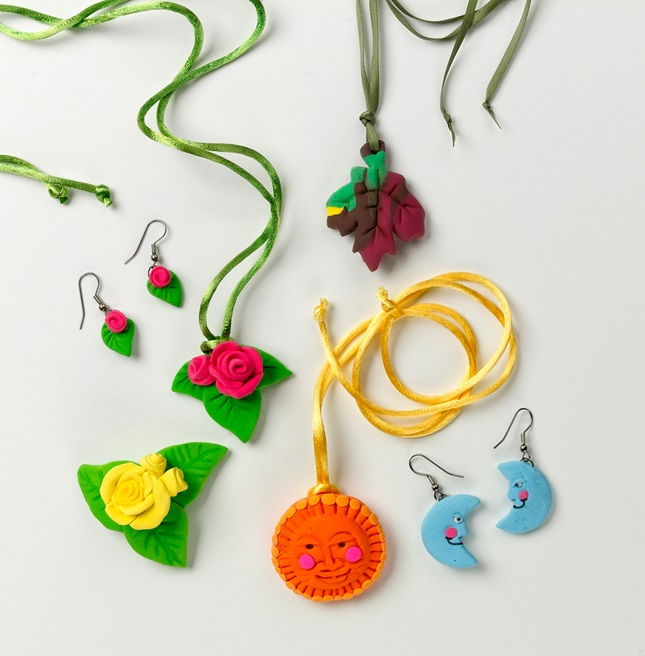 Jewelry--Inspired by Nature craft
