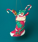 Christmas Door Stocking craft