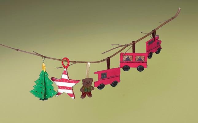 Keepsake Christmas Ornaments Craft | crayola.com