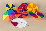 Color Spinners craft