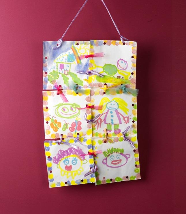 Signs Of Spring Paper Quilt Craft Crayola Com