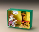 Shoe Box Zoo Box craft