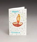 Diwali Greetings craft