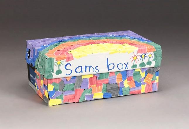 my own treasure box craft