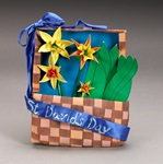St. David's Day Bouquet craft