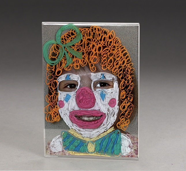 Clown for a Day craft