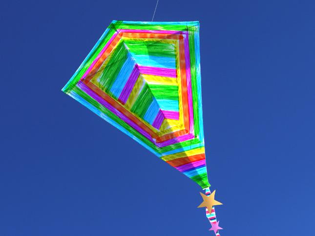 Kite Making And Decorating Craft Crayola Com