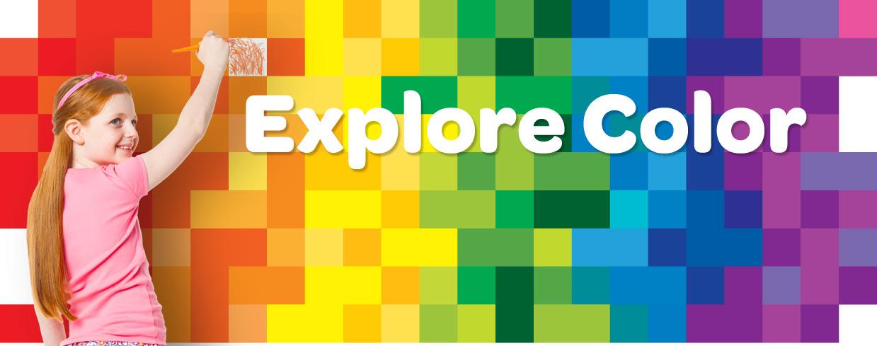 Explore Colors | crayola.com