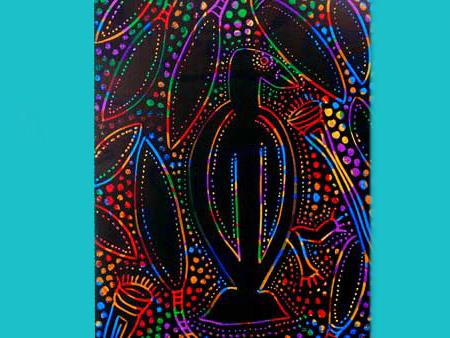 Aboriginal Dreamtime Symbols Crayola