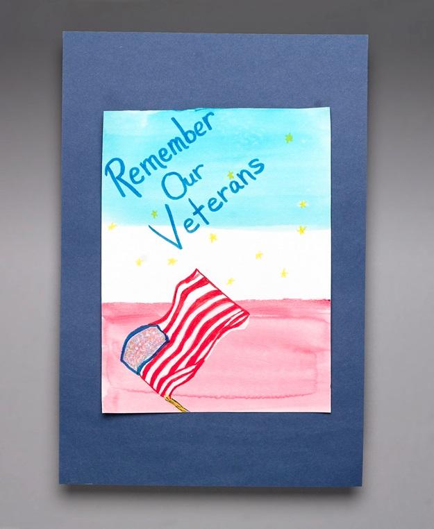 Remember Our Veterans lesson plan