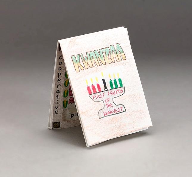 Kwanzaa Window Book Crayola Com