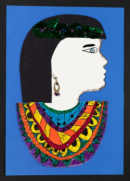 Ancient Egyptian Profile | crayola com