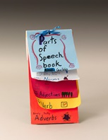 Parts of Speech Staircase lesson plan