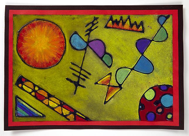 Kandinsky Craze Crayola Com