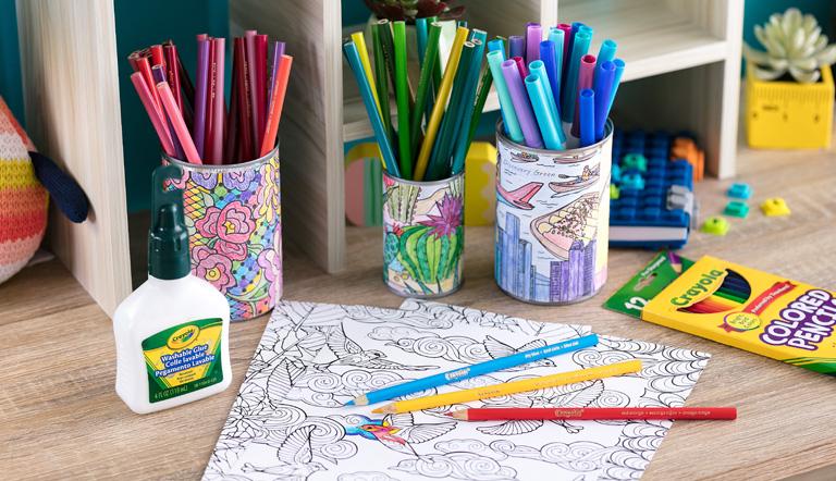 Crayola Ciy Diy Crafts For Kids And Adults Crayola Com