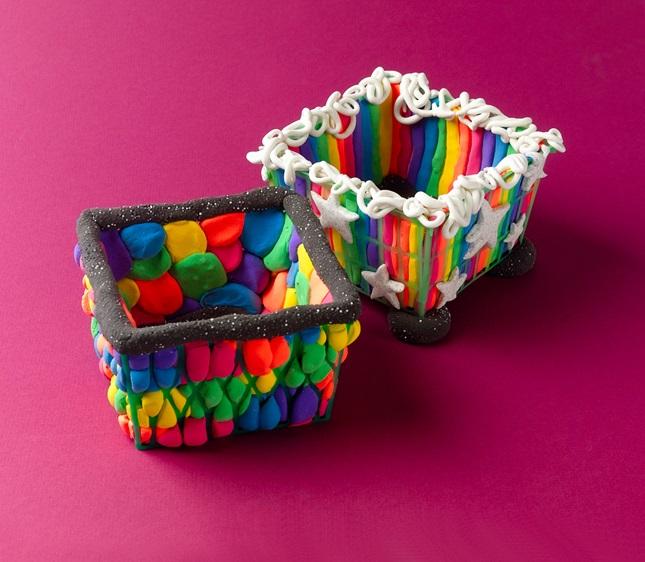 Berry Basket Gadget Keeper Craft Crayola Com