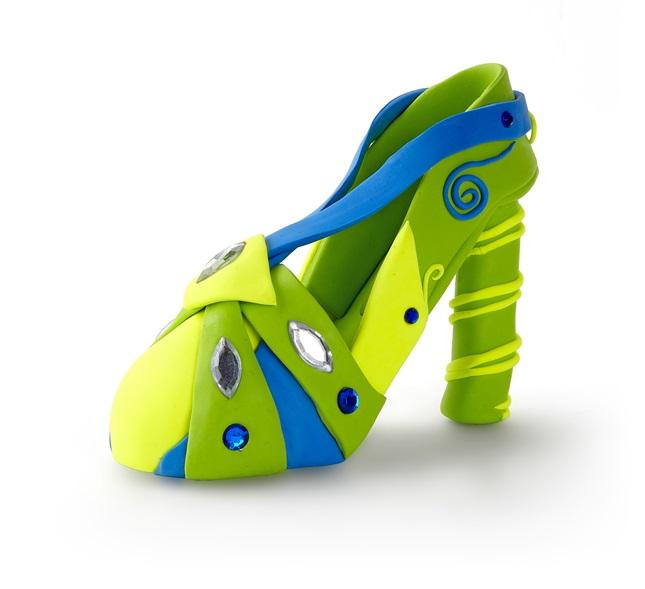 High Healed Tap Shoe