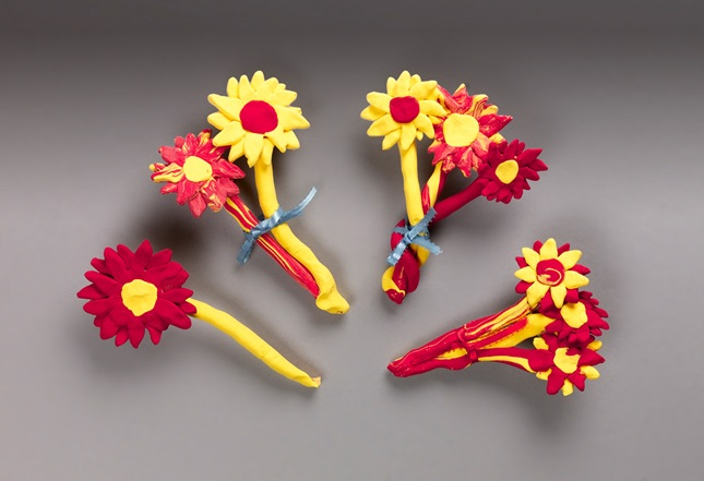 Mix Roll Bloom Easy Flowers Craft Crayola Com