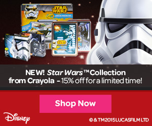 Shop Our New Star Wars Collection