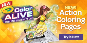 Bring Your Coloring to Life - Try It Now