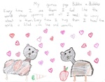 My Guinea Pigs Bubba & Bubbles artwork