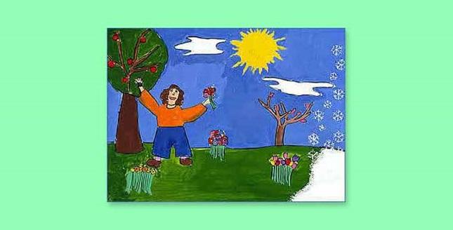 Four Seasons | crayola.com