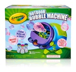Outdoor Bubble Machine