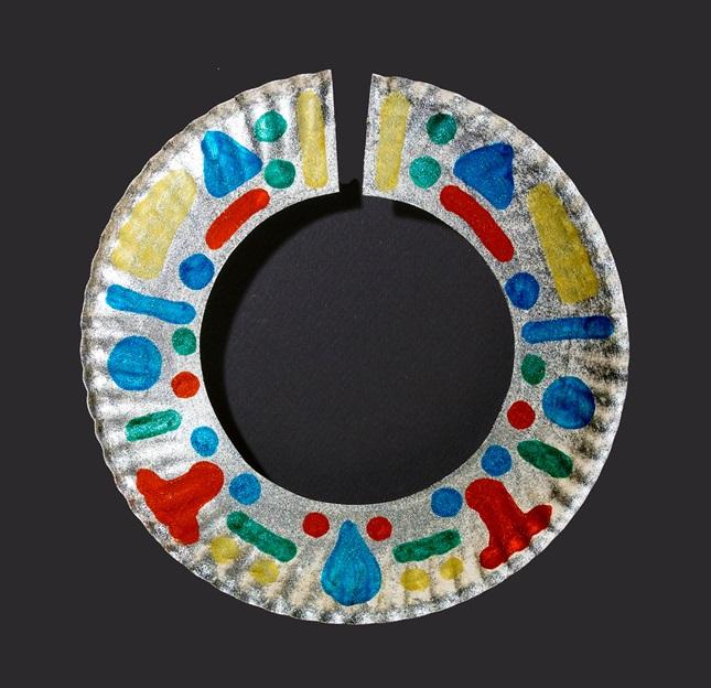 Sparkling African Collar Necklace Crayola Com