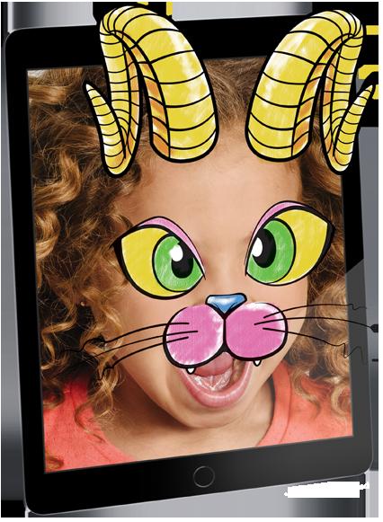 Funny Faces Coloring Book Amp Free App Crayola Com