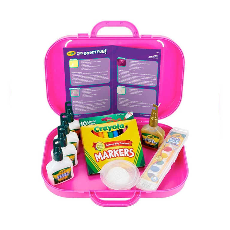 Crayola Slime Kits Crayola Crayolacom