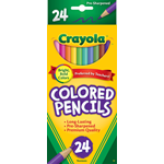 Colored Pencils Long 24 count