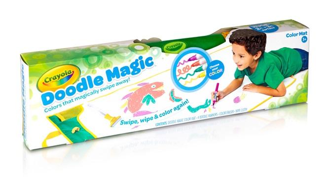 Crayola Doodle Magic Color Mat For Kids Crayola Com