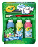 Sidewalk Paint Tray