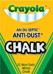 12 ct. An-Du-Septic Anti-Dust Chalk Sticks