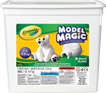 Model Magic®2 lb. Resealable Bucket - White