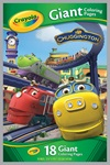 Giant Coloring Pages Preschool Chuggington