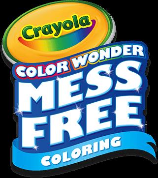 Crayola.com | Color Wonder Mess Free Coloring | crayola.com