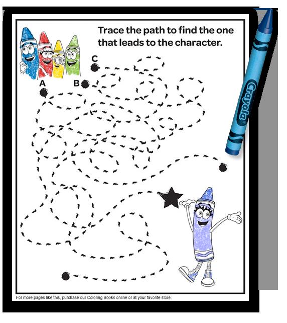 Meet Bluetiful Crayola Crayola Com
