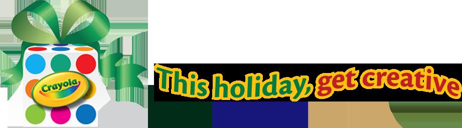 This Holiday, Get Creative - Crayola.com