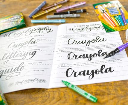 Art Techniques Crayola Com